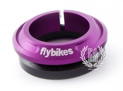 Рулевая FlyBikes Regular, цвет Фиолетовый