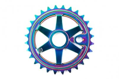 Звезда Imperial Bikes TE-37 Oil Slick, цвет Oil Slick