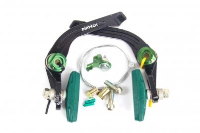 Тормоз Dia-Compe Diatech brake, цвет Чёрный