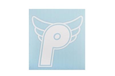 Profile  Big P Logo, цвет Белый