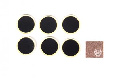 Инструмент No-name Заплатки 3205CB, цвет Чёрный