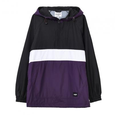 Куртка Ziq & Yoni Анорак City Cruiser AW16, цвет Фиолетовый