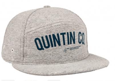 Кепка Quintin Mast, цвет Серый