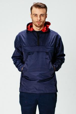 Куртка  , цвет Синий