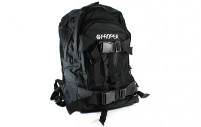 Рюкзак Proper Carrier, цвет Чёрный