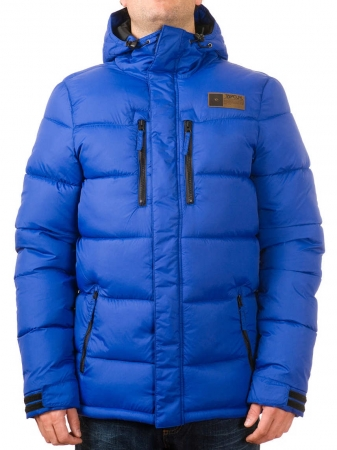 Куртка Rip Curl Puffer Hooded Jacket, цвет Синий