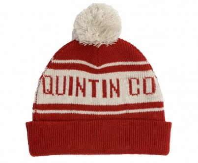 Шапка Quintin Mercer, цвет Красный