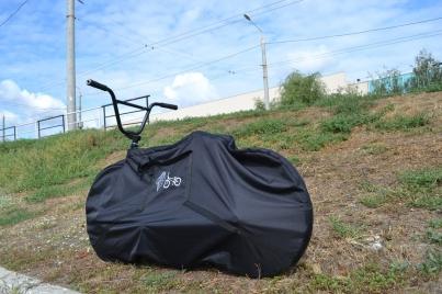 Сумка Leva Velobags BMX, цвет Чёрный