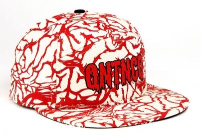 Кепка Quintin Brains, цвет Красный