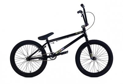 BMX Велосипед Academy Aspire (2018), цвет Чёрный