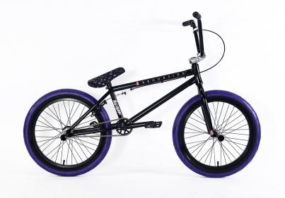 BMX Велосипед Division Brookside (2018), цвет Чёрный