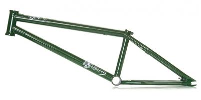 Рама Volume Cerberus, цвет Зелёный