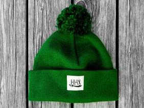 Шапка ННХ HHX dombay, цвет Зелёный