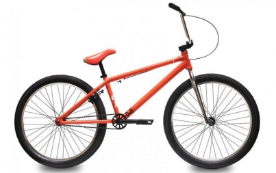 BMX Велосипед Cult x Duff Cruiser (2015), цвет Оранжевый