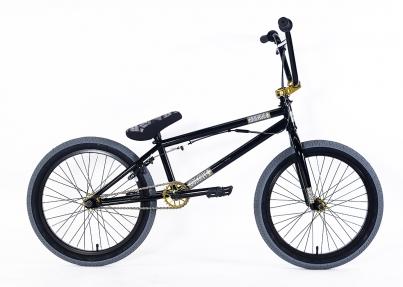 BMX Велосипед Colony Emerge (2018), цвет Чёрный