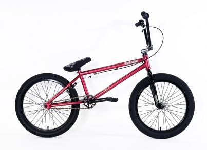 BMX Велосипед Colony Endeavour (2018), цвет Красный