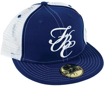 Кепка FitBikeCo FBC Mesh Hat, цвет Синий