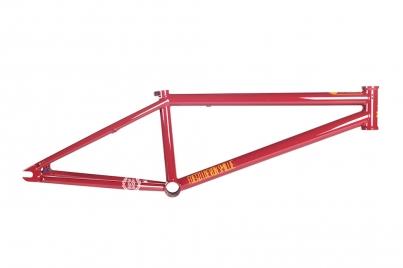 Рама FlyBikes Fuego, цвет Бордовый
