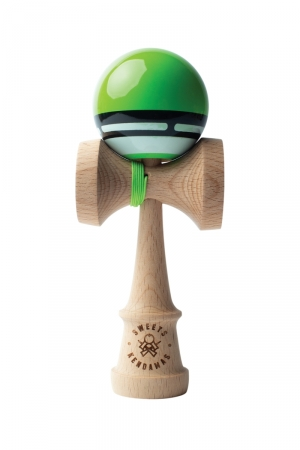 Кендама Sweets Kendamas Boost Radar / Green, цвет Зелёный