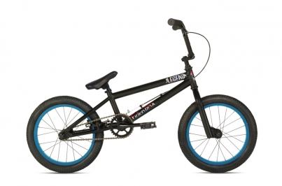 BMX Велосипед Fiction Legend 16 (2013), цвет Чёрный