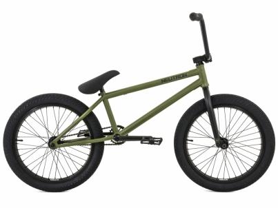 BMX Велосипед FlyBikes Neutron LHD, цвет Зелёный