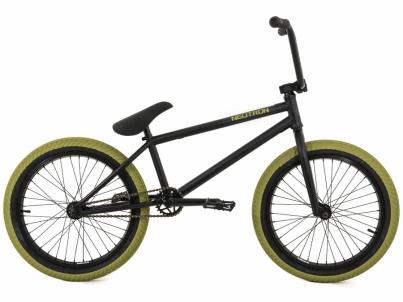 BMX Велосипед FlyBikes Neutron RHD, цвет Чёрный