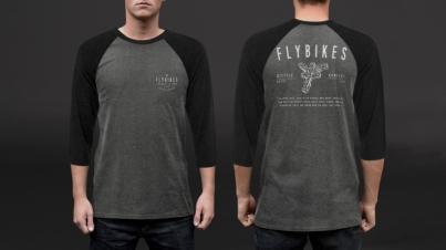 FlyBikes FlyBikes Circle hoodie, цвет Чёрный