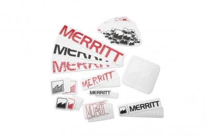 Merritt  Sticker pack, цвет Разноцветный