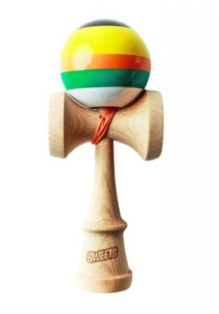 Кендама Sweets Kendamas Prime / 5-Stripe Poncho, цвет Mix Color