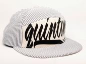Кепка Quintin Large Hit, цвет: Чёрный, , Вид: 0