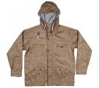 Куртка Quintin Sabbath, цвет: Хаки, Размер: M