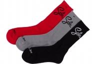 Носки Stolen Носки высокие, цвет: Красный,