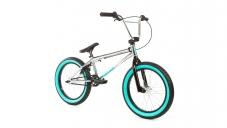 BMX Велосипед FitBikeCo Eighteen, цвет: Хром, , Ростовка: 18