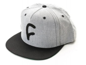 Кепка Cult Felt C, цвет: Серый, Размер: на застежке, Вид: SnapBack