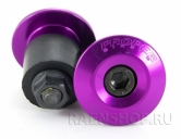 Баренды Proper Microlite, цвет: Фиолетовый, Материал : Алюминий
