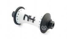 Передняя втулка Primo N4 FL V2, цвет: Белый, Кол-во спиц: 36, Крепление : болты 10мм