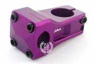 Вынос FlyBikes Media, цвет: Фиолетовый, Длинна: 50, Подъём: 15, Загрузка: FrontLoad