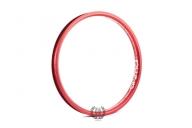 Обод Animal RS rim, цвет: Красный, Кол-во спиц: 36, Шов: 0