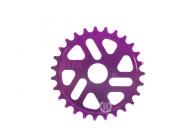 Звезда Simple Stockholm, цвет: Фиолетовый, Кол-во зубьев: 27