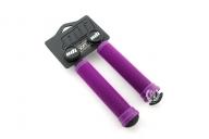 Грипсы ODI Soft, цвет: Фиолетовый, Длина : 130
