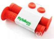 Грипсы FlyBikes Ruben, цвет: Оранжевый, Длина : 155