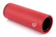 Пеги Stolen Silencer, цвет: Красный, Диаметр оси: 14мм, Материал: Алю/PC, Диаметр: 40, Длина : 114