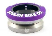 Рулевая Stolen Implant, цвет: Фиолетовый,