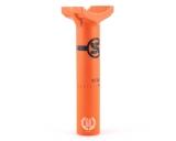 Подседельный штырь Stolen Thermalite, цвет: Оранжевый, Длина: 135, Стандарт крепления: pivotal