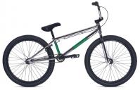 BMX Велосипед Stolen Saint XLT 24 (2015), цвет: Хром, , Ростовка: 21.5
