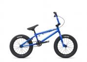 BMX Велосипед Stolen Agent 16 , цвет: Синий, Уровень: Новичок, Ростовка: 16.25
