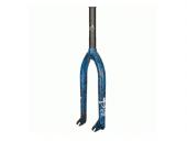 Вилка Volume Anchor v2, цвет: Синий, Диаметр оси: 10мм, Выбег: 28мм