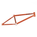 Рама Cult AK OS V3, цвет: Оранжевый, Ростовка: 20.5, Каретка: MID, Длина перьев: 13.55, Стэндовер : 8.75
