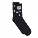 Носки Ziq & Yoni Rose , цвет: Чёрный, Размер: 41-43