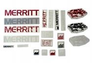 Merritt  Sticker pack, превью дополнительнаой фотографии 1